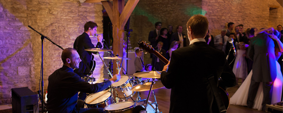 Bristol wedding band
