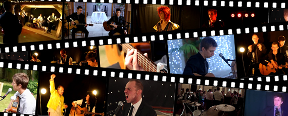 Bristol wedding band videos