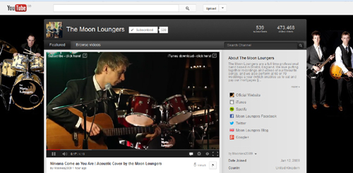 south west wedding band youtube videos